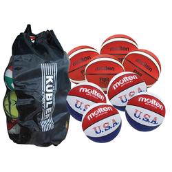 Basketball-Sparpaket Molten-Basketbälle