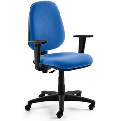 Mayer myALPHA Bürostuhl blau