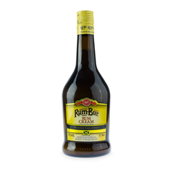 Worthy Park Rum Cream 0,7L (15% Vol.)