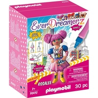 Playmobil EverDreamerz Rosalee-Comic World 70472