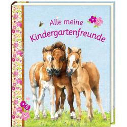 Coppenrath Freundebuch - Kindergartenfreunde Pfer