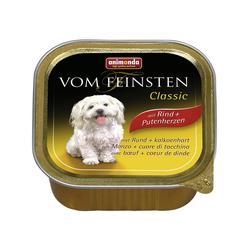 ANIMONDA, Hunde Nassfutter Vom Feinsten, Rind, 22x150 g