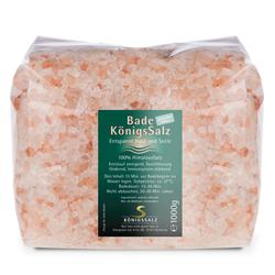 Badesalz 100% Natursalz Tüte 1 kg, 205103