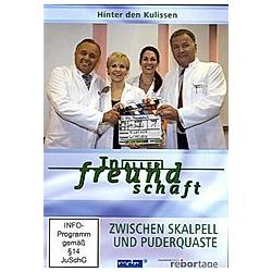 In aller Freundschaft - Hinter den Kulissen - DVD  Filme