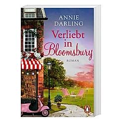 Verliebt in Bloomsbury / Bloomsbury Bd.3. Annie Darling  - Buch