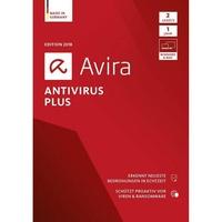 AntiVirus Plus 2018 DE Win Mac