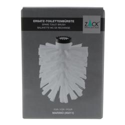 ZACK Ersatz-Toilettenbürste für Toilettenbürste MARINO 40211