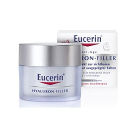 Eucerin Hyaluron-Filler Tagespflege Creme für trockene Haut 50 ml