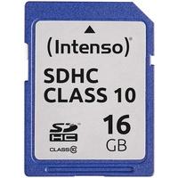 Intenso SDHC Speicherkarte Class 10