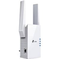 TP-LINK Technologies TP-Link RE505X & Wi-Fi-Range-Extender - GigE, 802.11ax - Wi-Fi 6 WLAN Repeater
