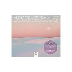Autogenes Training  2 Audio-CDs - Hörbuch
