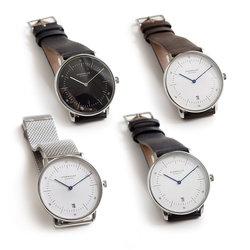 Sternglas: Zeitmesser Bauhaus