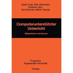 Computerunterstützter Unterricht als Buch von