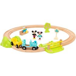 BRIO Spielzeug-Eisenbahn Micky Maus bunt Kinder Kindereisenbahnen Autos, Eisenbahn Modellbau