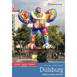 Duisburg - Vielfalt an Rhein und Ruhr als Buch von Dieter Ebels/ Heinz Pischke