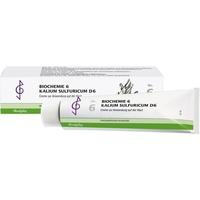 BIOCHEMIE 6 Kalium sulfuricum D 6 Creme 100 ml