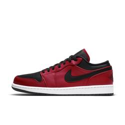 Air Jordan 1 Low Schuh - Rot, size: 49.5