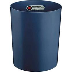 Papierkorb 20,0 l blau