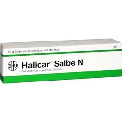 HALICAR Salbe N 50 g