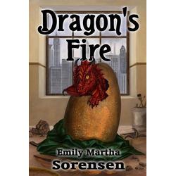 Dragon's Fire (Dragon Eggs, #4)