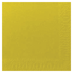 Duni Zelltuch Servietten 24x24 3lg 1/4 kiwi - 8x250 Stück