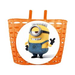 Bike Fashion Fahrradtasche Bob der Baumeister Fahrradkorb, sortiert orange