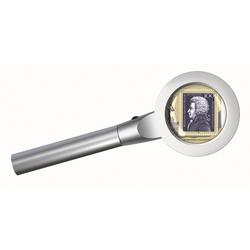 BRESSER Leuchtlupe LED Lupe 2,5x 55mm, Lupe