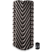 Klymit Unisex's Static V Luxe Sleeping Pad, Gray, One Size