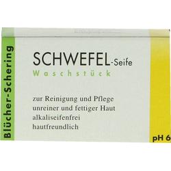 SCHWEFEL SEIFE Blücher Schering