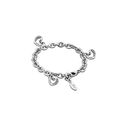 Lotus Style Edelstahlarmband JLS1707-2-1 Lotus Style Armband silber LS1707-2/1 (Armbänder), Armbänder für Damen Edelstahl (Stainless Steel)