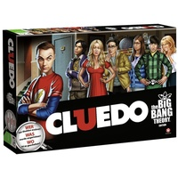 Winning Moves Cluedo The Big Bang Theory 10685