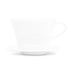 Friesland Kaffee - Kannen und Filter Tassenfilter weiß 100 Kaffee - Kannen und Filter 1209791011