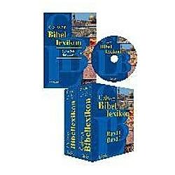 Kombi-Paket: Calwer Bibellexikon CD-ROM + Printausgabe - Buch