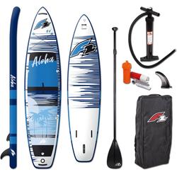 F2 Inflatable SUP-Board Aloha 11,4 - 347 cm