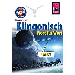 Klingonisch - Wort für Wort. Lieven L. Litaer  - Buch