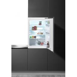 BEKO Einbaukühlschrank B 1802, 86 cm hoch, 54,5 cm breit, integrierbar