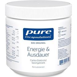 PURE ENCAPSULATIONS ENERGIE&AUSDAUER