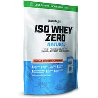 BIOTECH Iso Whey Zero Natural Vanilla-Cinnamon Pulver 500 g