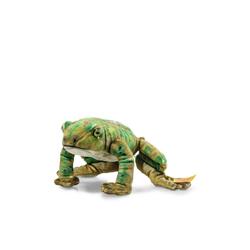 Steiff Kuscheltier Frosch Froggy 12 cm grün 056536 (Stofftiere Frösche Plüschtiere, Plüschfrosch Stofffrosch)