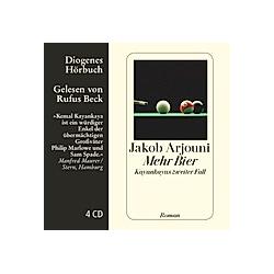 Mehr Bier  4 Audio-CDs - Hörbuch