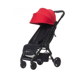 Ergobaby Kinder-Buggy Buggy Metro Compact City Stroller - Black rot