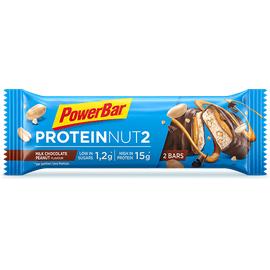 PowerBar Protein Nut2 Milk Chocolate Peanut Riegel 60 g
