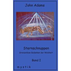 Sternschnuppen I als Buch von John Adams
