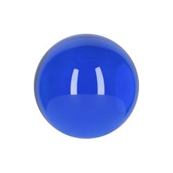 Rollei Lensball Objektiv blau