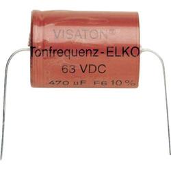 Visaton Elco 100 UF Lautsprecher-Kondensator 100 µF
