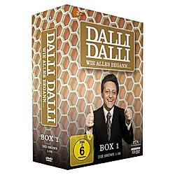 Dalli Dalli - Box 1 - DVD  Filme