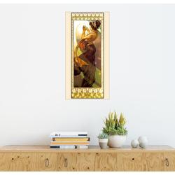 Posterlounge Wandbild, Der Polarstern 20 cm x 40 cm