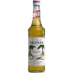 (12.84 EUR/l) Monin Vanille Sirup  - 700 ml