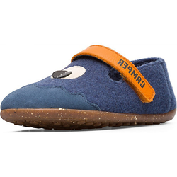 Slipper Twins K800411-001 Slipper Kinder Slipper blau Gr. 28