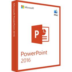 Microsoft PowerPoint 2016 | für Mac